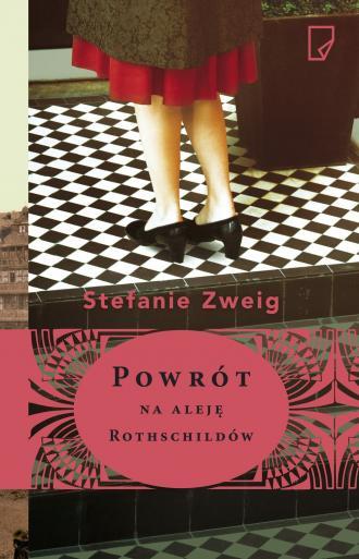 Powrót na aleję Rothschildów - okładka książki