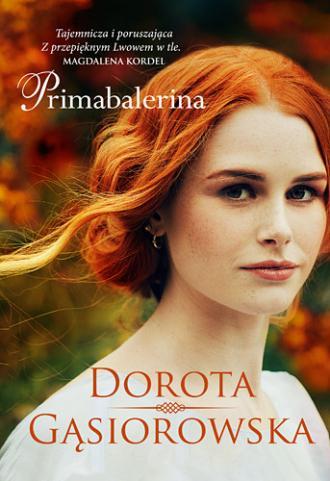 Primabalerina - okładka książki
