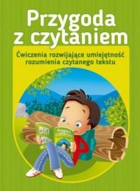 Przygoda z czytaniem - okładka książki