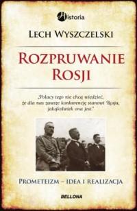 Rozpruwanie Rosji - okładka książki
