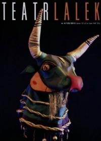 Teatr Lalek 4/2015 - okładka książki