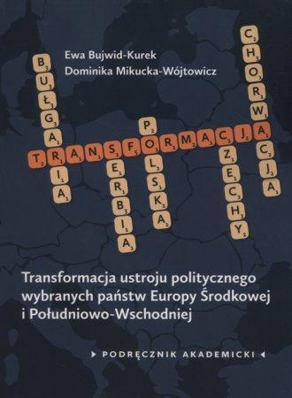 Transformacja ustroju politycznego - okładka książki