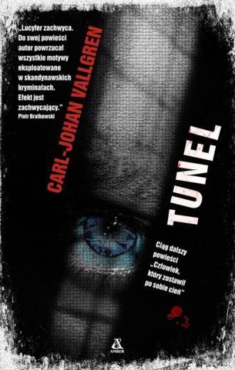 Tunel - okładka książki