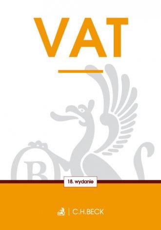 VAT - okładka książki