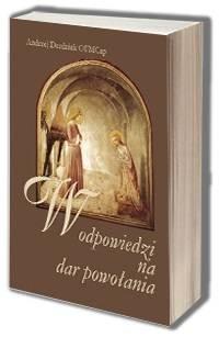 W odpowiedzi na dar powołania - okładka książki