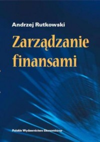 Zarządzanie finansami - okładka książki