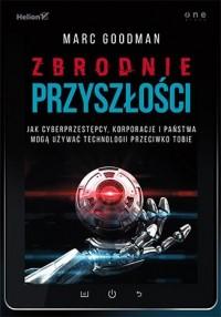 Zbrodnie przyszłości - okładka książki