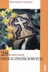 28 konferencji okolicznościowych - okładka książki