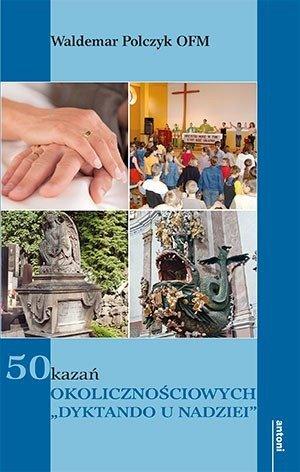 50 kazań okolicznościowych Dyktando - okładka książki