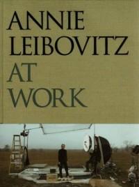Annie Leibovitz at Work - okładka książki