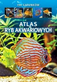 Atlas ryb akwariowych - Maja Prusińska - okładka książki