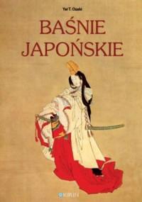 Baśnie japońskie - okładka książki