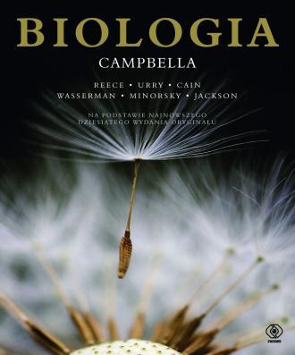 Biologia Campbella - okładka książki