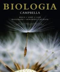 Biologia Campbella - Wydawnictwo - okładka książki