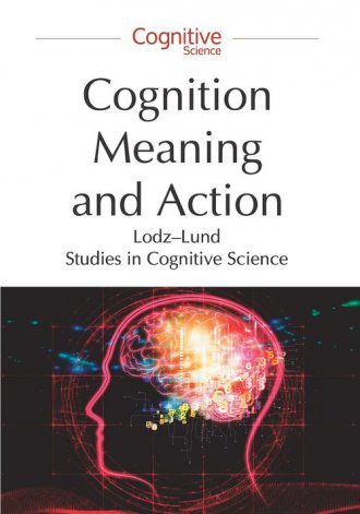 Cognition, Meaning and Action. - okładka książki