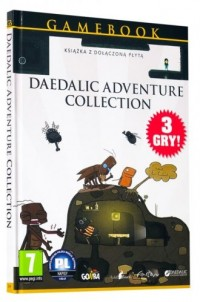 Daedalic Adventure. Collection - pudełko programu
