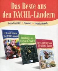 Das Beste aus den DACHL-Lander. PAKIET - okładka podręcznika