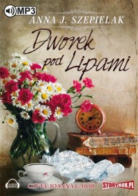 Dworek pod Lipami - Anna J. Szepielak - pudełko audiobooku