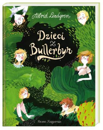 Dzieci z Bullerbyn - okładka książki