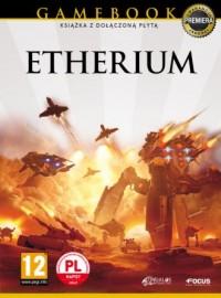 Etherium PC. Nowy Gamebook - Wydawnictwo - pudełko programu