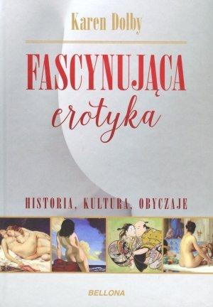 Fascynująca erotyka. Historia, - okładka książki