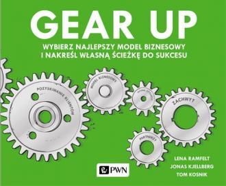 Gear up. Wybierz najlepszy model - okładka książki