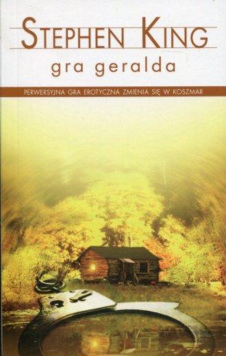 Gra Geralda - okładka książki