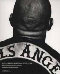 Hells Angels Motorcycle Club - okładka książki