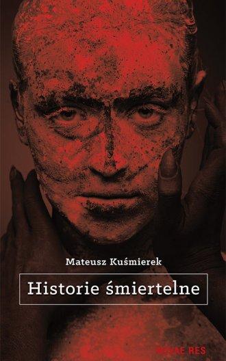 Historie śmiertelne - okładka książki