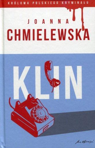 Klin. Kolekcja Królowa polskiego - okładka książki