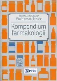 Kompendium farmakologii - okładka książki