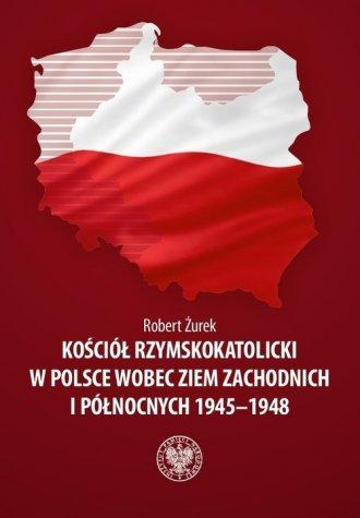 Kościół rzymskokatolicki w Polsce - okładka książki