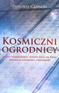 Kosmiczni Ogrodnicy - okładka książki