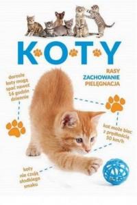 Koty - okładka książki