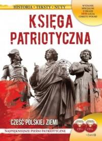 Księga patriotyczna. Sławni Polacy - okładka książki