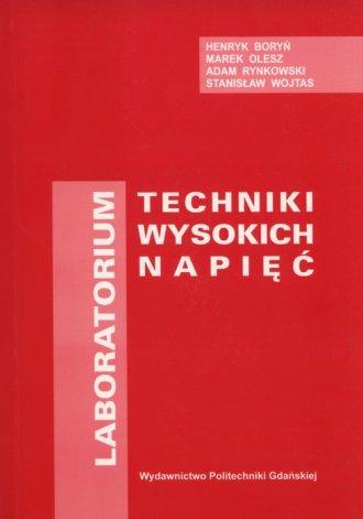 Laboratorium techniki wysokich - okładka książki