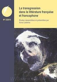 Literaport. Revue annuelle de la - okładka książki