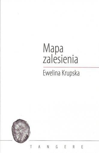 Mapa zalesienia - okładka książki