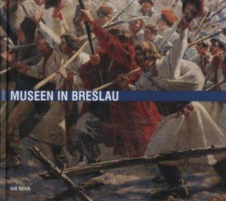 Museen in Breslau - okładka książki