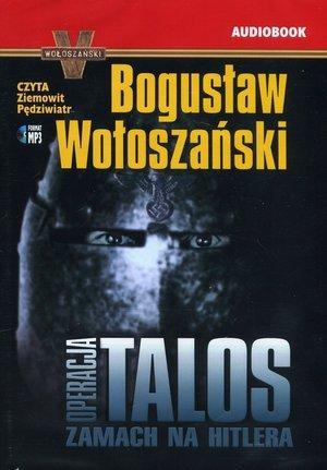 Operacja Talos. Zamach na Hitlera - pudełko audiobooku