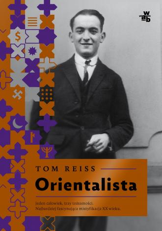 Orientalista - okładka książki