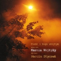 Pieśń o Bogu ukrytym (CD) - okładka płyty