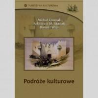 Podróże kulturowe - okładka książki