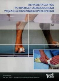 Rehabilitacja psa po operacji uszkodzonego więzadła krzyżowego przedniego - okładka filmu