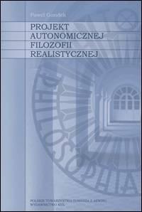Projekt autonomicznej filozofii - okładka książki