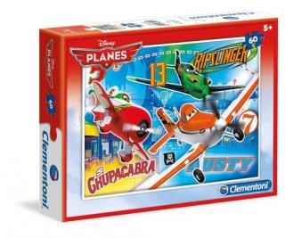 Samoloty (puzzle 60-elem.) - zdjęcie zabawki, gry
