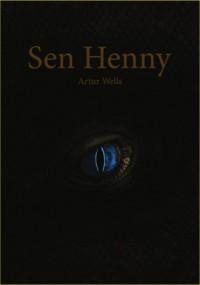 Sen Henny - okładka książki