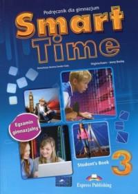 Smart Time 3. Students Book + eBook. - okładka podręcznika