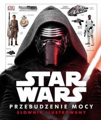 Star Wars. Przebudzenie Mocy. Słownik - okładka książki