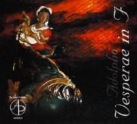 Vespere in F (CD) - Wydawnictwo - okładka płyty